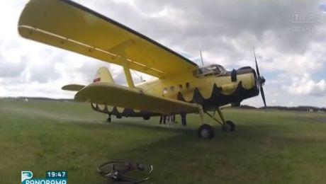 Gdański aeroklub zbiera na remont
