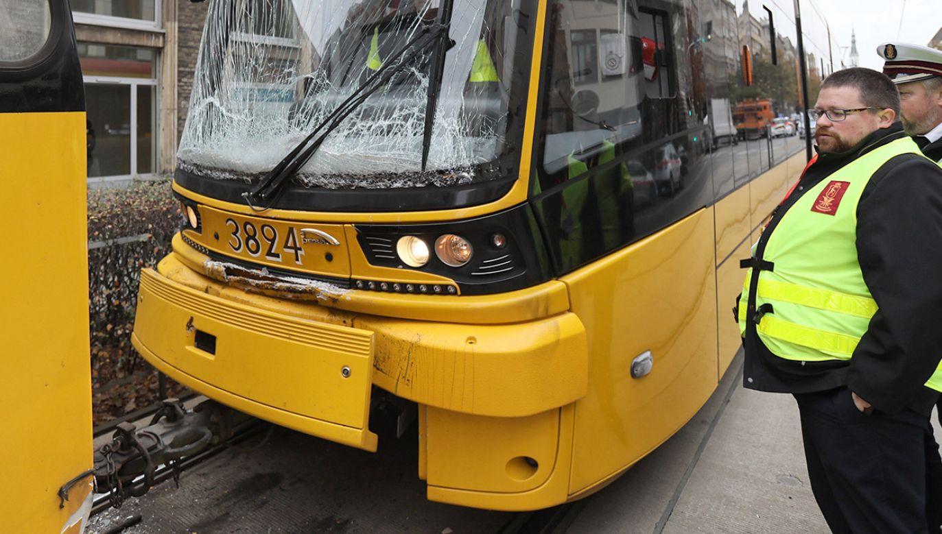 Z powodu wypadku trasy tramwajów linii 4 i 41 zostały skrócone (fot. arch.PAP/Leszek Szymański, zdjęcie ilustracyjne)
