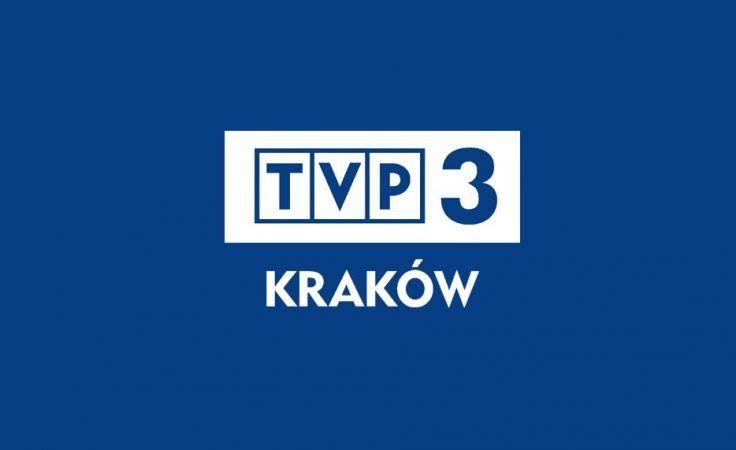 Logo TVP3 Kraków