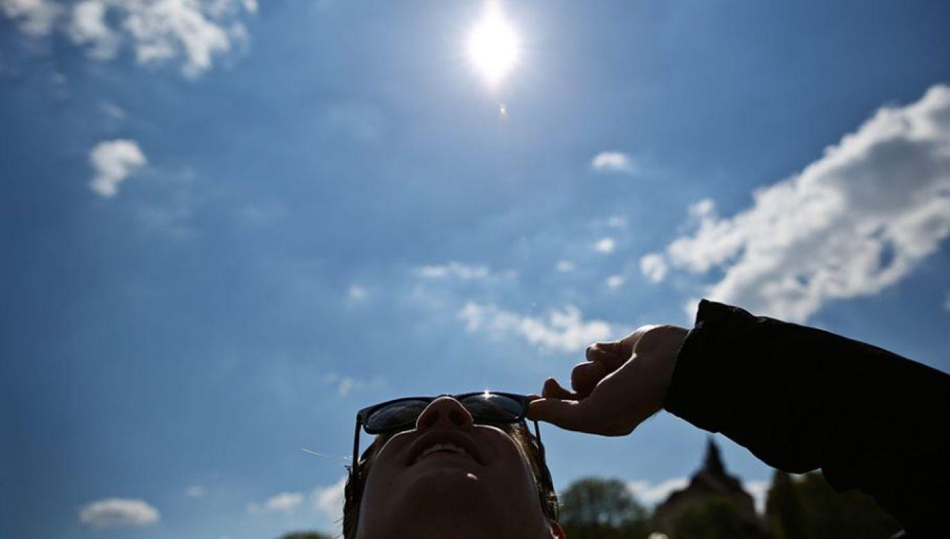 Nad Polską ma pojawić się więcej słońca (fot. arch.PAP/Rafał Guz)