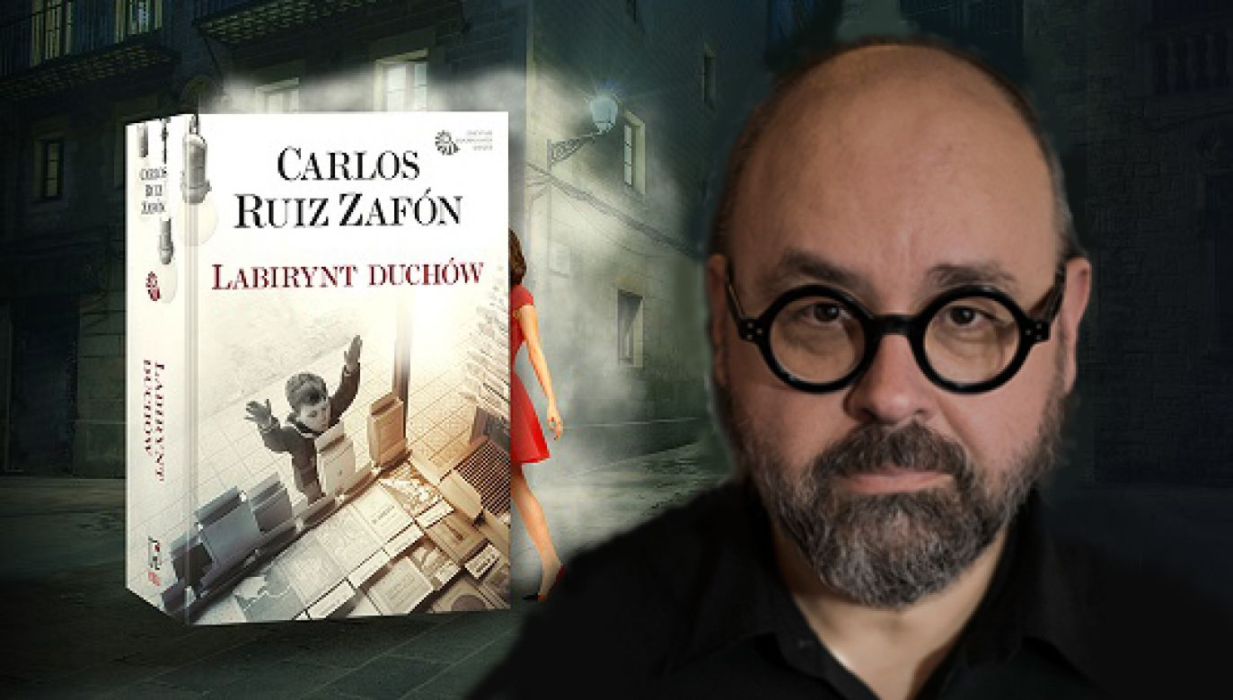 Carlos Ruiz Zafón pisze książki dla młodzieży i dorosłych od ponad 20 lat (fot. mat. prasowe)