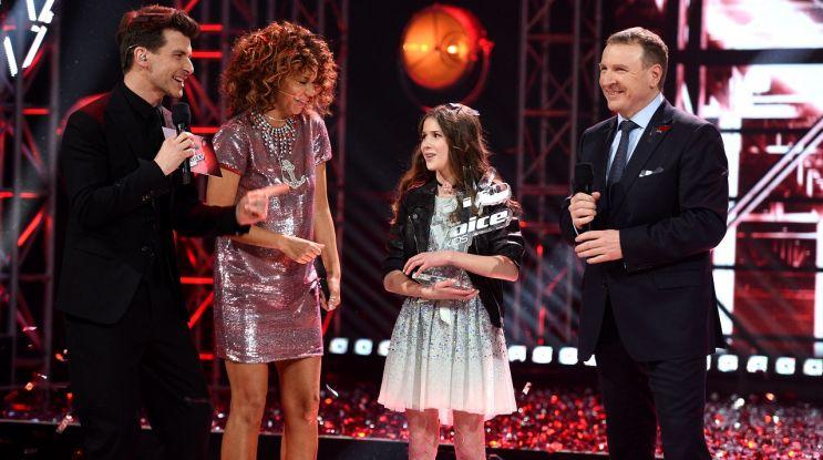 """""""The Voice Kids"""" wygrała Roksana Węgiel!"""