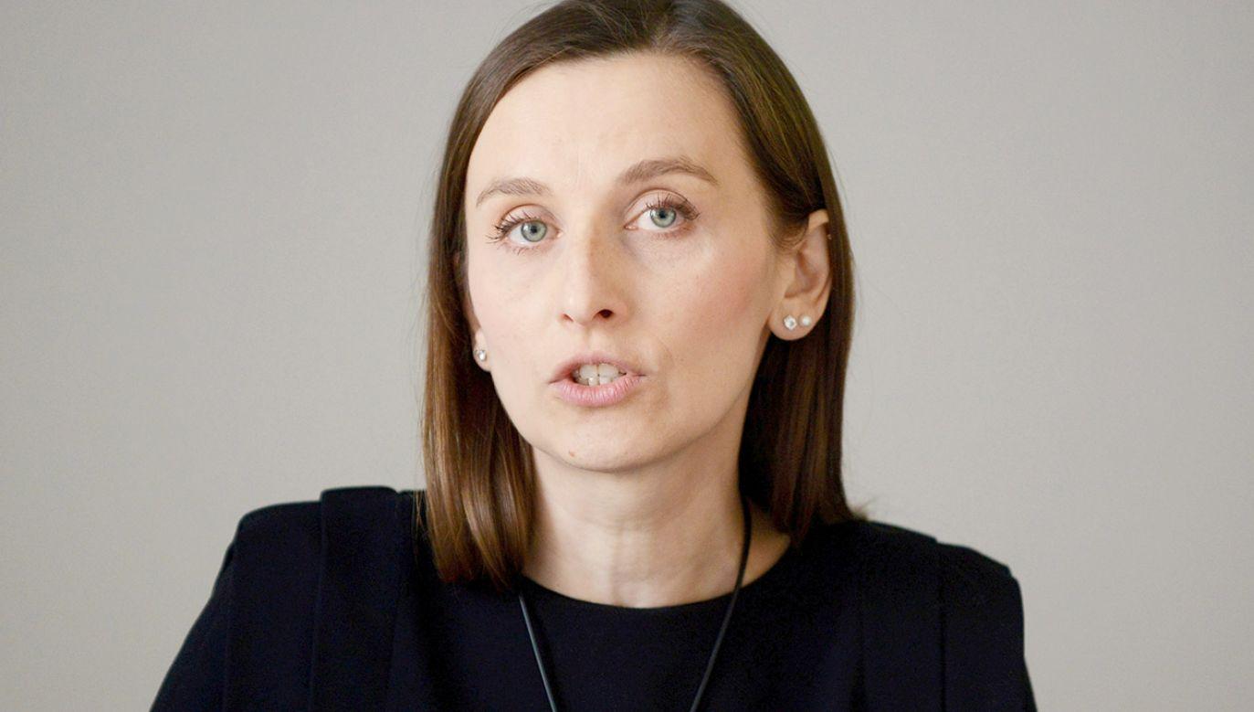 Sylwia Spurek (fot. arch.PAP/Jakub Kamiński)