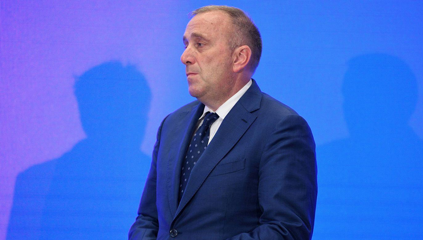 Grzegorz Schetyna (fot. PAP/Darek Delmanowicz)