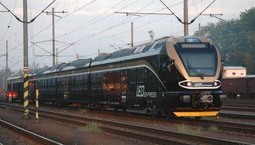 Czeski prywatny przewoźnik kolejowy Leo Express rozpoczął w piątek regularne kursy z Pragi przez Katowice do Krakowa (fot. Wikimedia Commons/Petr Štefek)