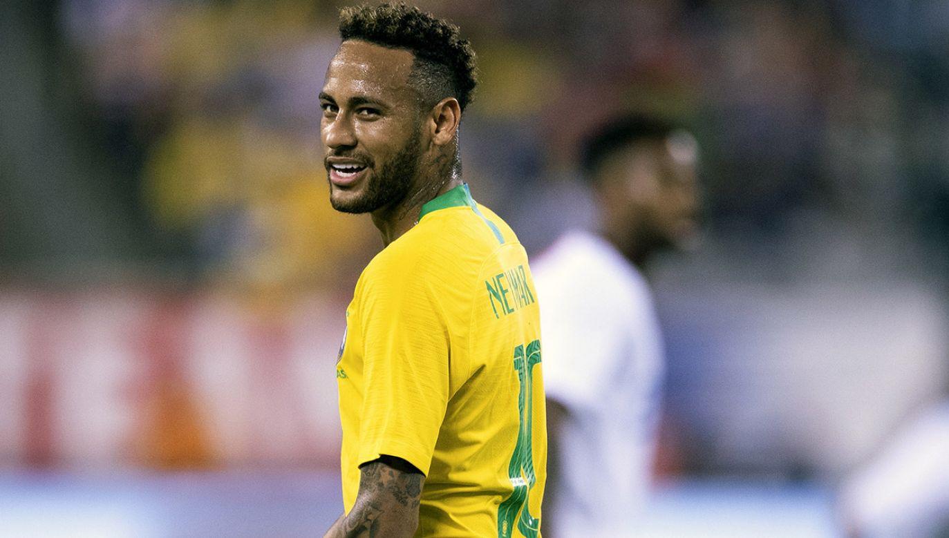 W 2017 r. PSG kupiło Neymara za 222 mln euro (fot. PAP/EPA/COREY SIPKIN)