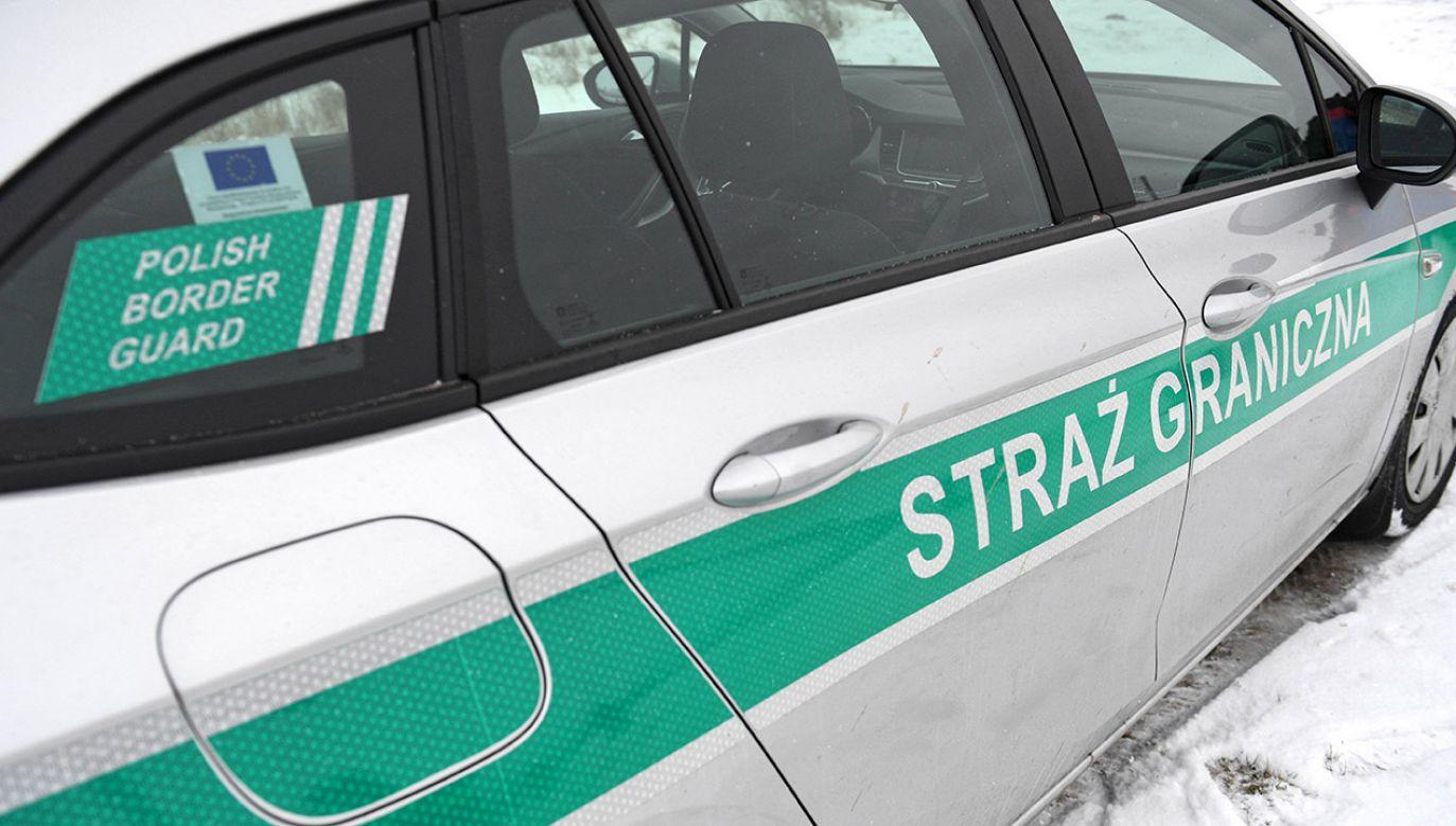 9 marca na przejściu granicznym w Terespolu zatrzymano dwie osoby (fot. arch.PAP/Darek Delmanowicz, zdjęcie ilustracyjne)