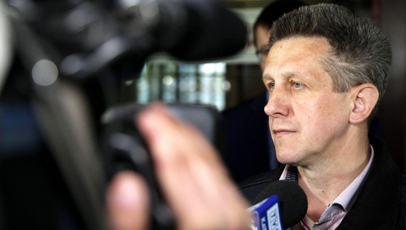 Wśród podejrzanych ma być m.in. prominentny polityk PSL Jan Bury (fot. arch.PAP/Andrzej Grygiel)
