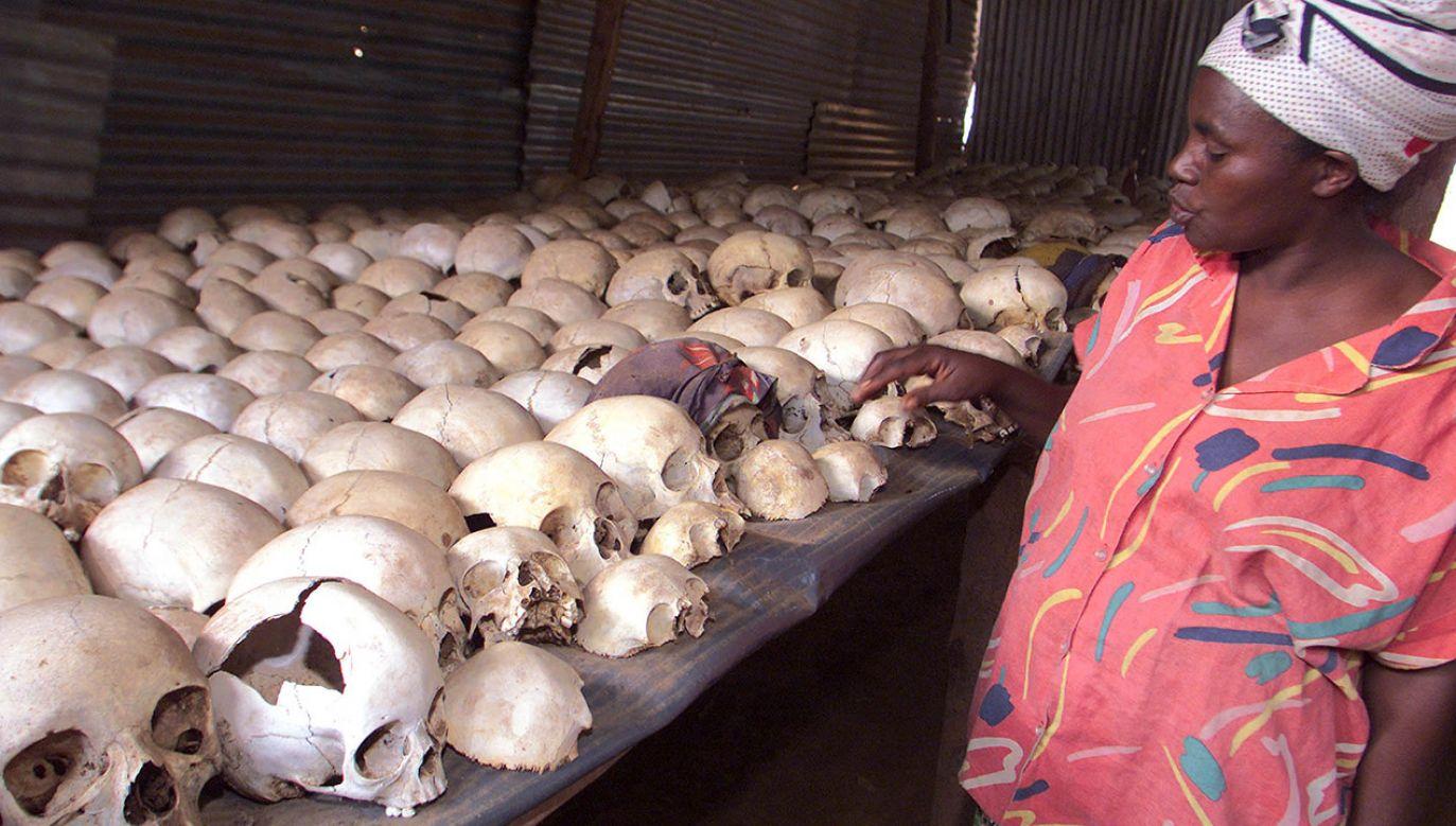 W masakrach z 1994 r. zginęło od 800 tys. do miliona ludzi (fot. REUTERS/Antony Njuguna)