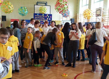 III Paraolimpiada Dziecięca w Niechobrzu
