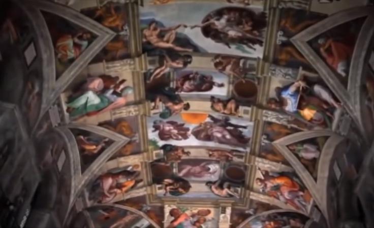 Freski z Kaplicy Sykstyńskiej w niezwykłym albumie