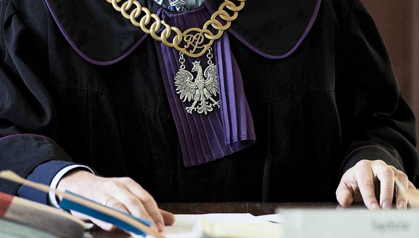 Elbląski sąd okręgowy utrzymał zaskarżony wyrok Sądu Rejonowego w Braniewie (fot. PAP/Adam Warżawa)
