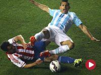 Copa America 2015, 1/2 finału: Argentyna – Paragwaj (mecz)