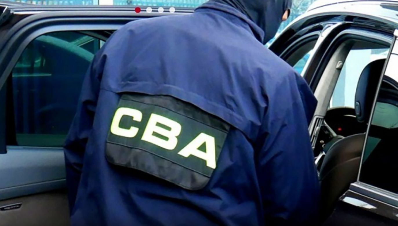 Funkcjonariusze CBA pracowali nad tą sprawą od ponad roku (fot. CBA)