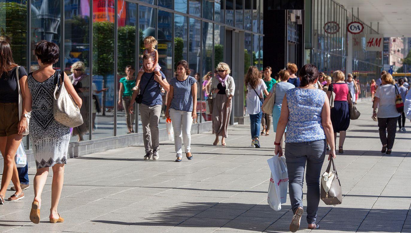 Najmniejsze bezrobocie odnotowano w Warszawie (fot. Shutterstock/Oleksandr Dudnyk)
