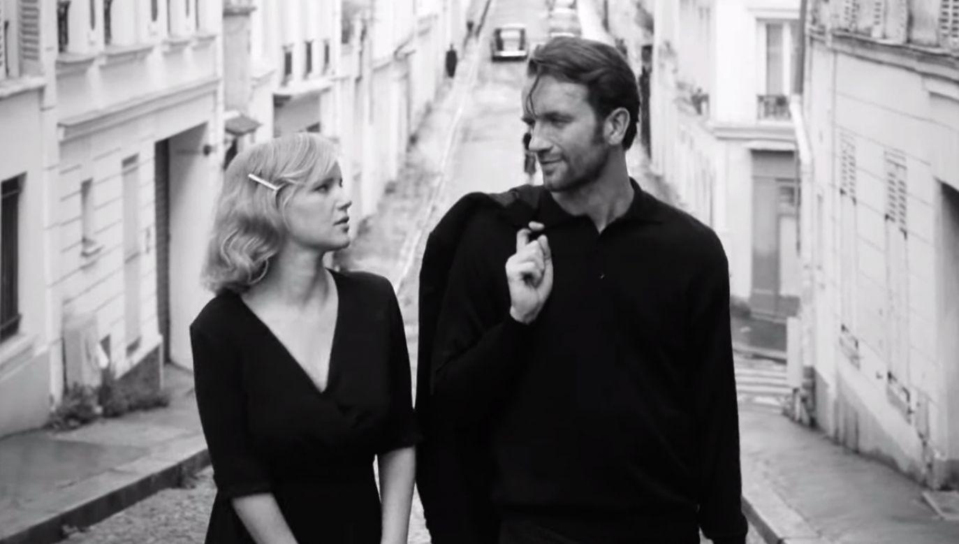 Główne role w filmie grają Joanna Kulig i Tomasz Kot (fot. YT/ KinoSwiatPL)