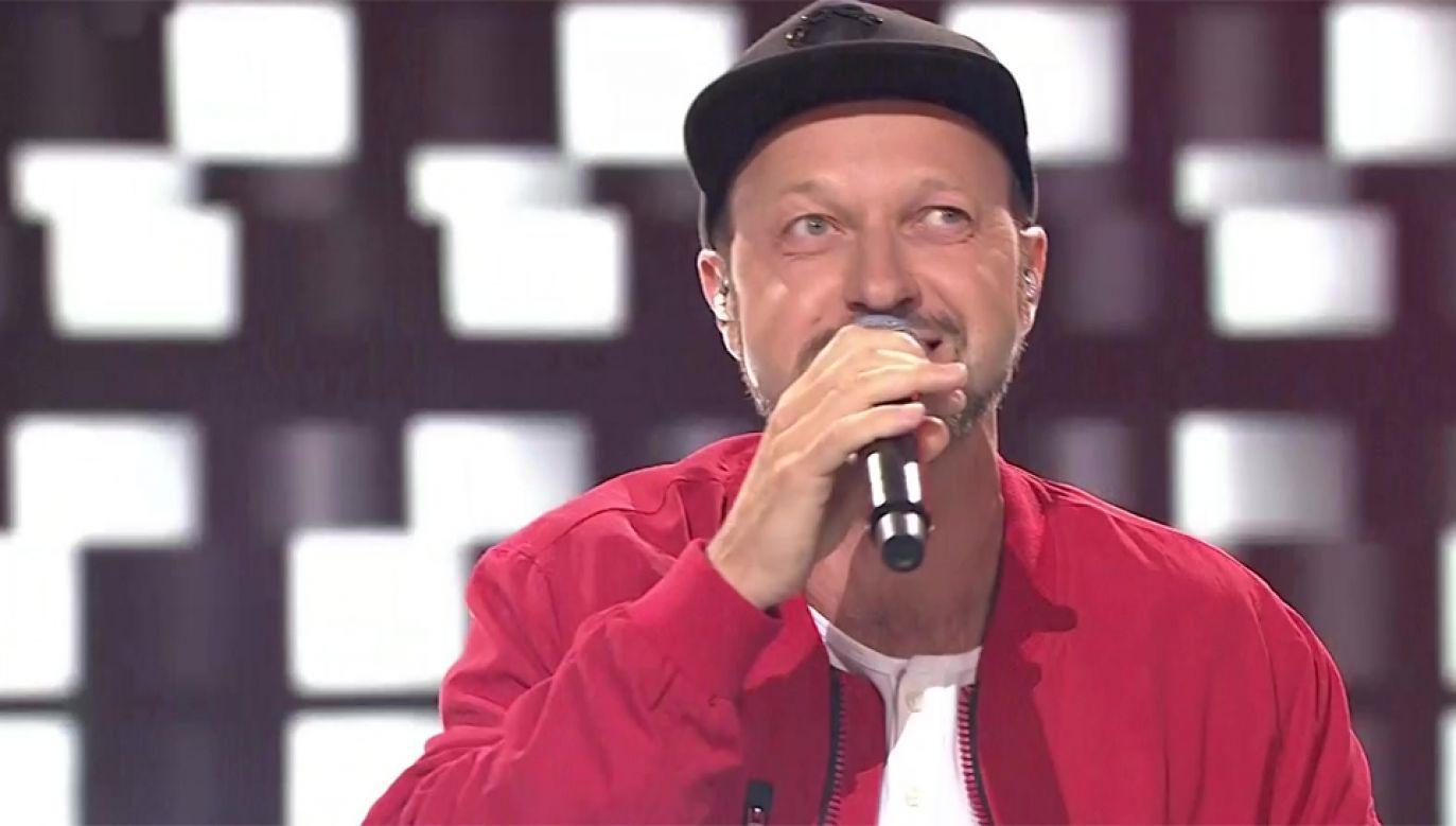 """Utwór Kombi  """"Polska drużyna"""" zagrzeje polskich piłkarzy do zwycięstwa (fot. TVP Info)"""