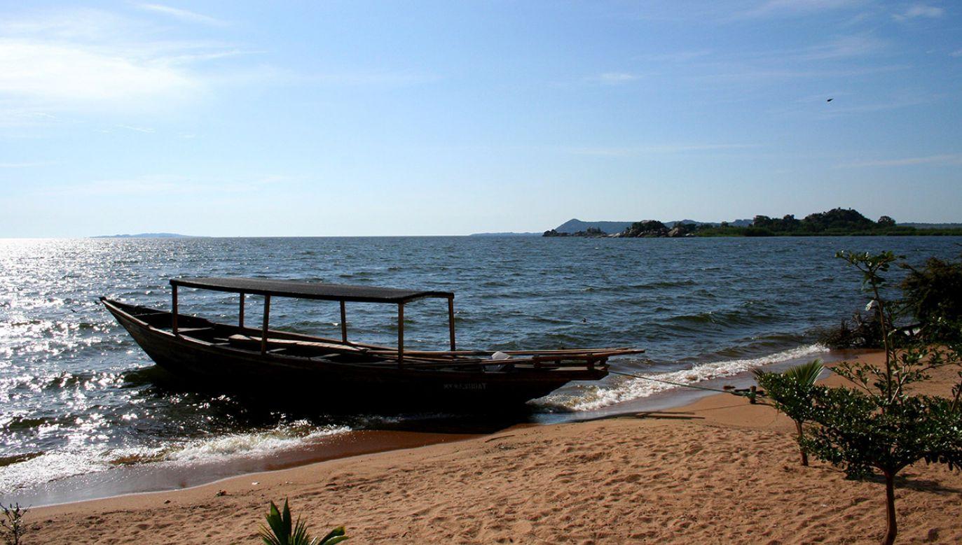 Prom zatonął na Jeziorze Wiktorii, największym akwenie śródlądowym Afryki (fot. Shutterstock/Styve Reineck)