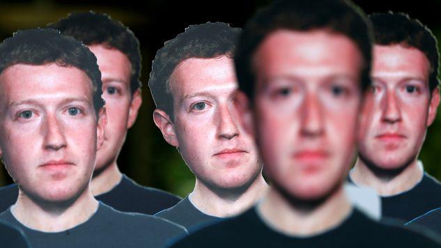 Mark Zuckerberg  (fot. REUTERS/Francois Lenoir)