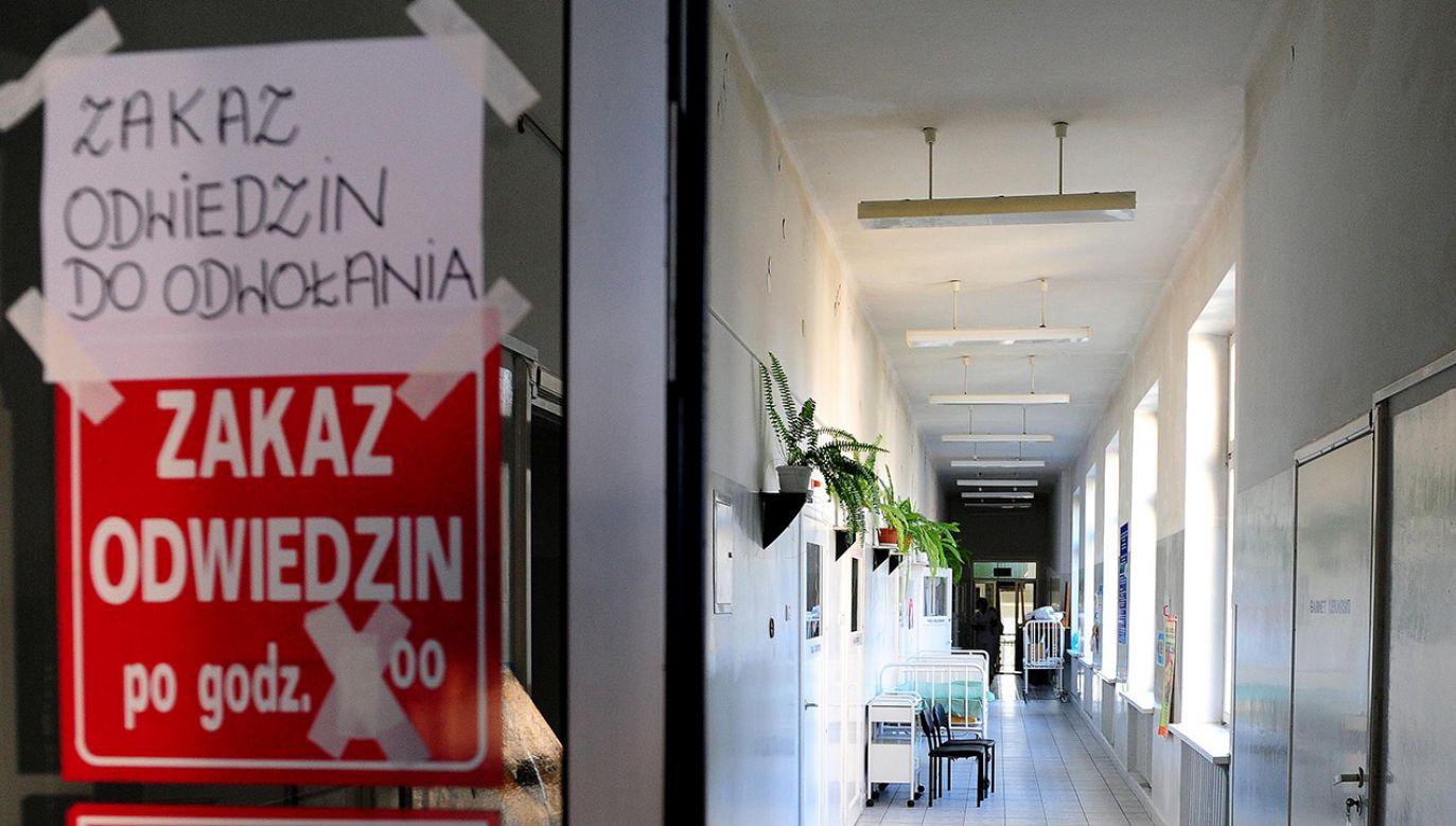 Największe ognisko epidemiczne odry jest w powiecie pruszkowskim (fot. arch. PAP/Darek Delmanowicz)
