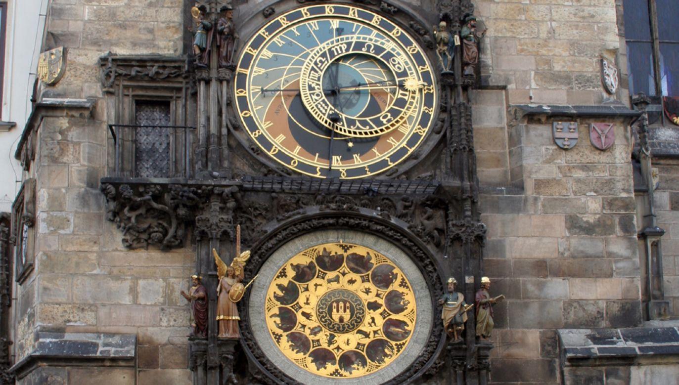 Na wieżę ratusza na starym mieście w Pradze wrócił Orloj (fot. Wikimedia Commons/Tony Hisgett)