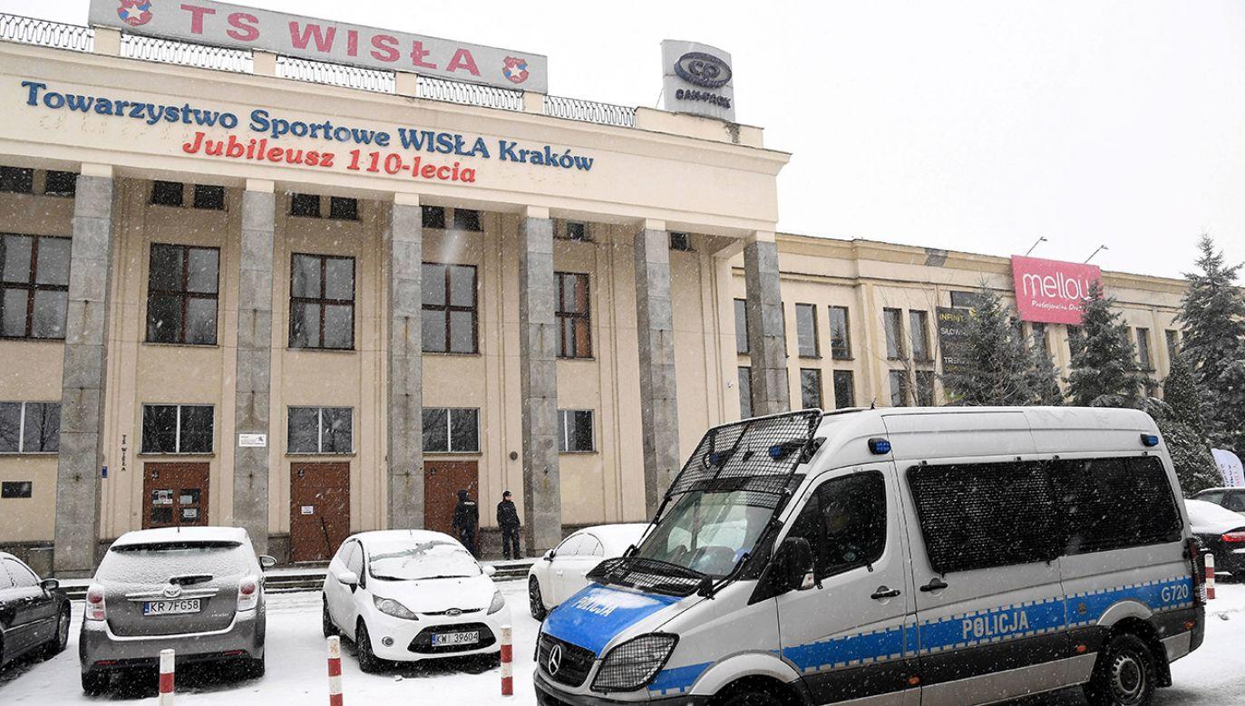 Były właściciel Wisły Kraków jest podejrzany o oszustwo znacznej wartości i posłużenie się fałszywym dokumentem (fot. arch.PAP/Jacek Bednarczyk)