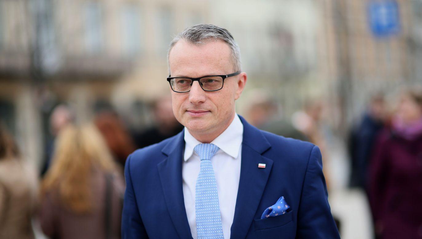 Magierowski zdołał zrobić zdjęcie napastnikowi i powiadomił władze (fot. PAP/Leszek Szymański)