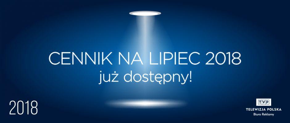 Cennik - Lipiec
