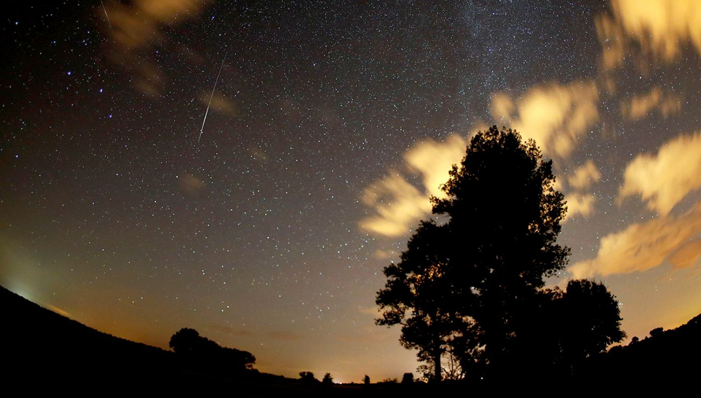 Na początku jesieni na wieczornym niebie dominują jeszcze gwiazdozbiory letnie (fot. REUTERS/Fabrizio Bensch)