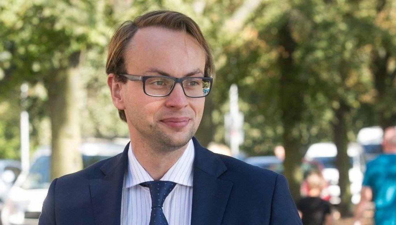 Krzysztof Kozłowski będzie nowym wiceministrem Spraw wewnętrznych i Administracji (fot.wikipedia.org/Ldmochowski)