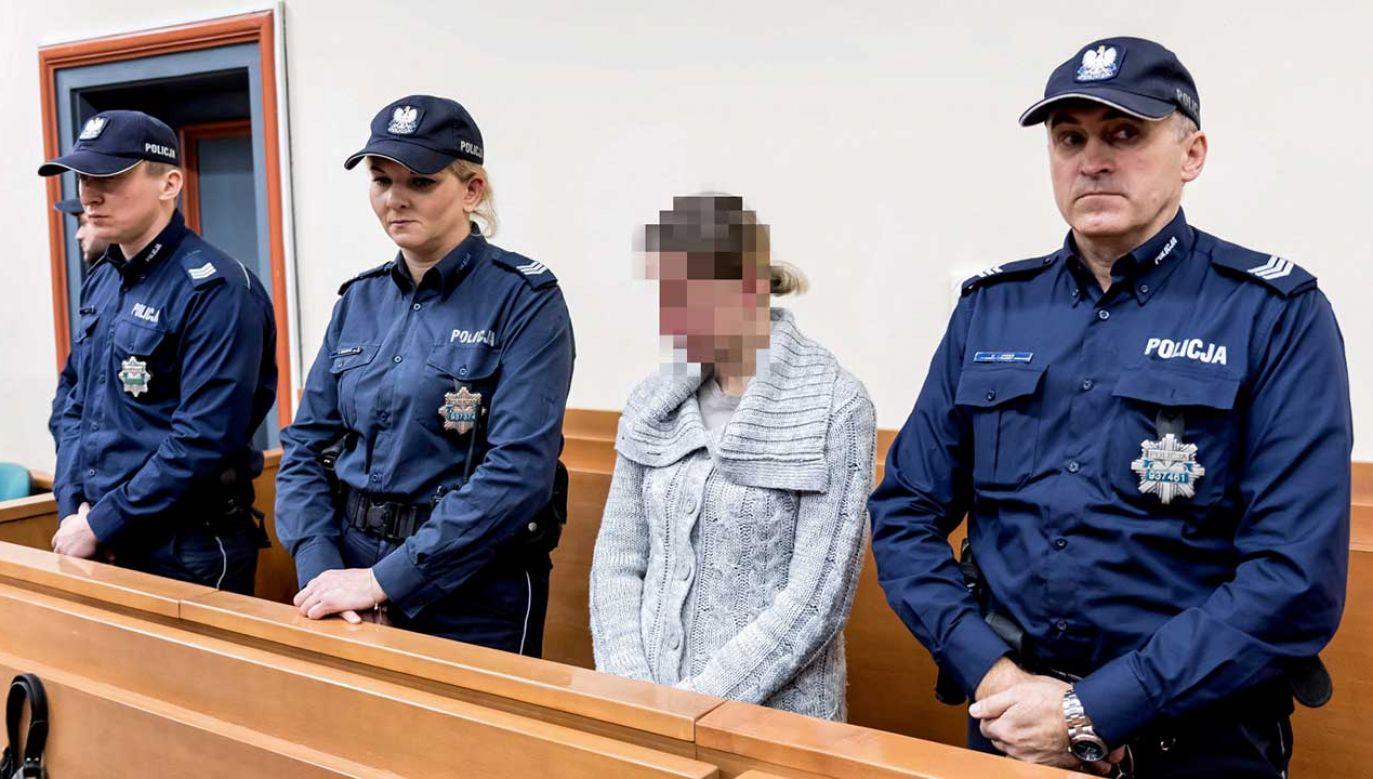 Natalia W. będzie mogła ubiegać się o warunkowe zwolnienie najwcześniej po 30 latach odsiadki  (fot. PAP/Maciej Kulczyński)