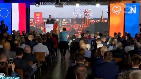 Jarosław Wałęsa kandydatem PO i Nowoczesnej