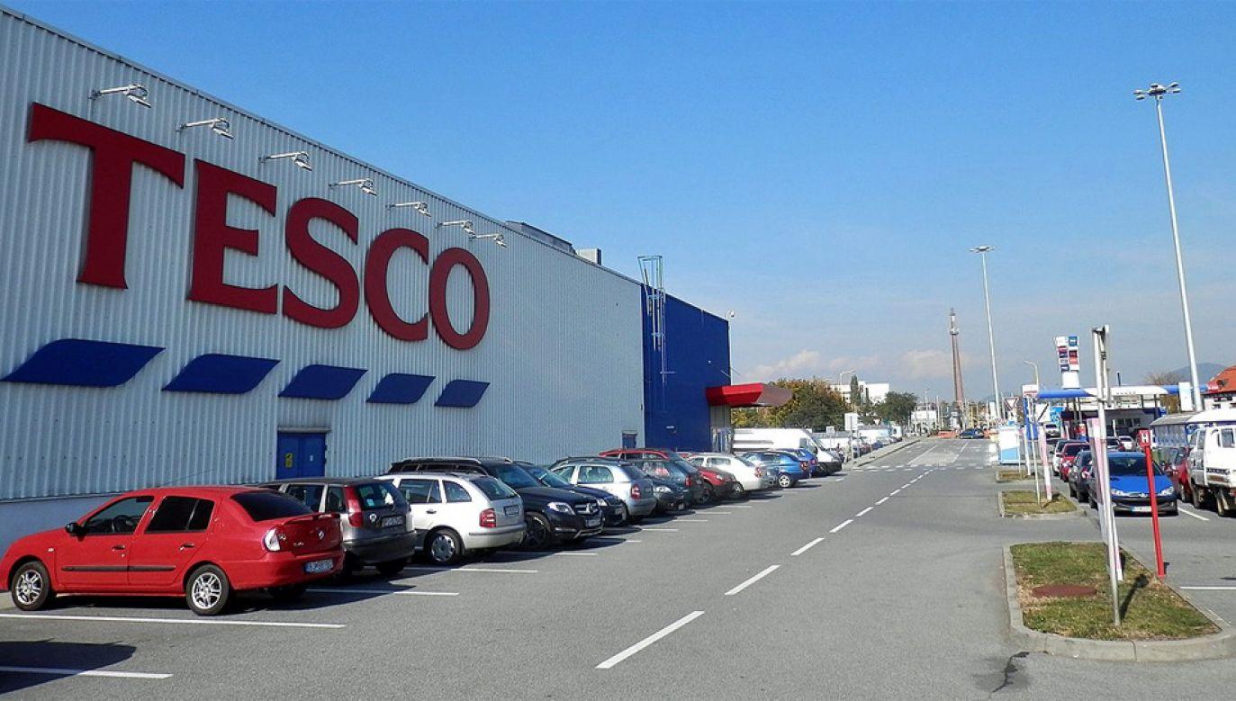 Tesco zamyka nierentowne sklepy (fot. Wiki/Jozef Kotulič)