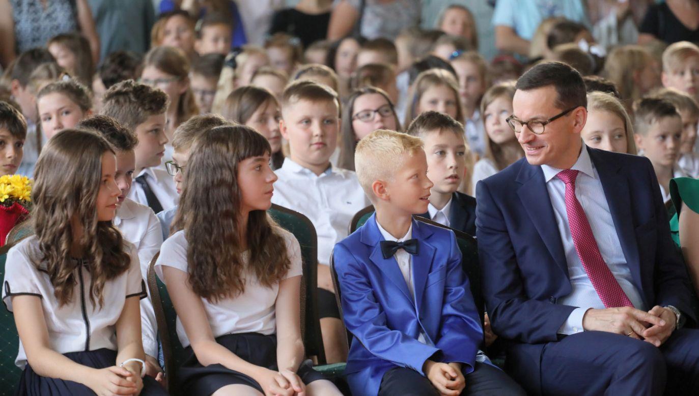 W piątek zakończył się rok szkolny (fot. PAP/Paweł Supernak)