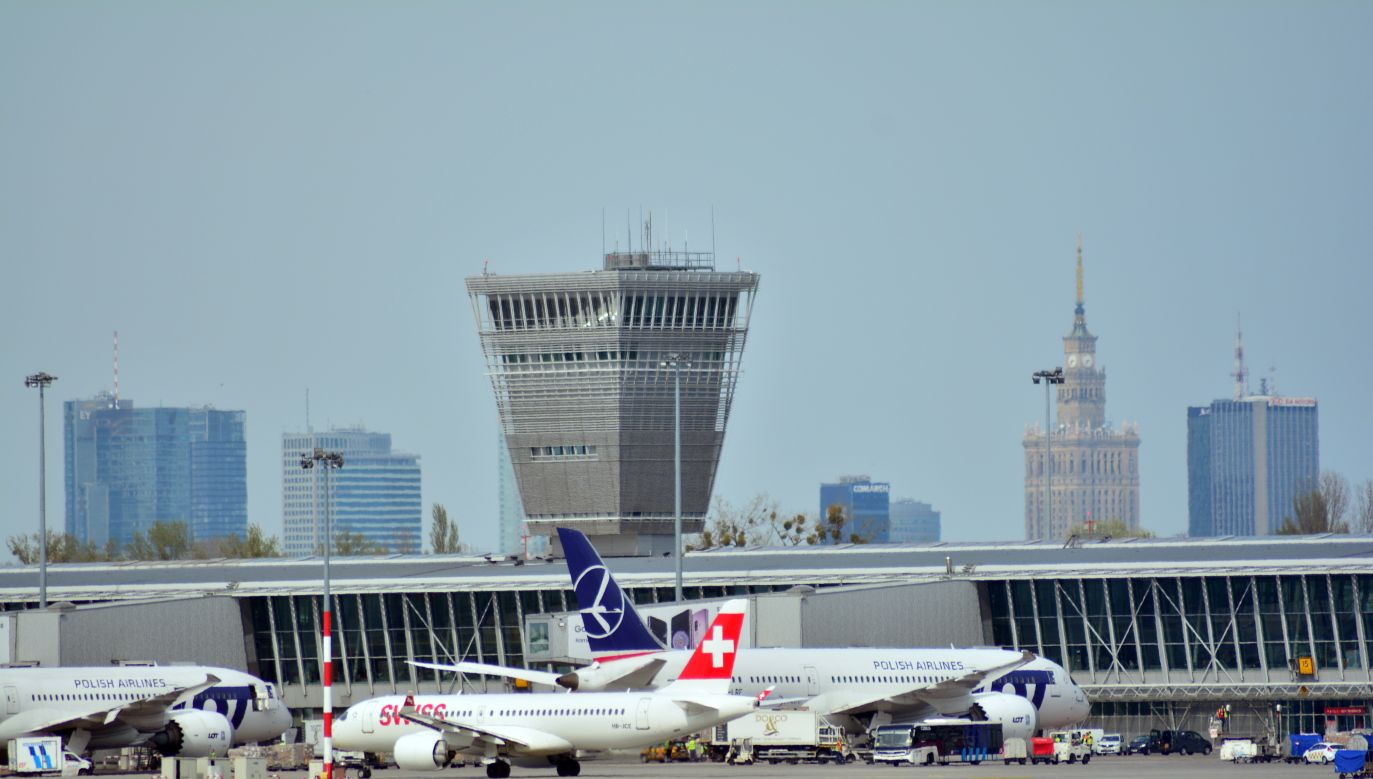 Warsaw's Chopin airport is defended by local election candidates who see government's central hub airport plans as a mere flight of fancy. Photo: Grand Warszawski/Shutterstock