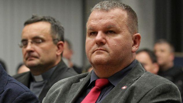 Marek Posobkiewicz otrzymał nominację na stanowisko głównego inspektora sanitarnego w sierpniu 2015 r. (fot. PAP/Stanisław Rozpędzik)