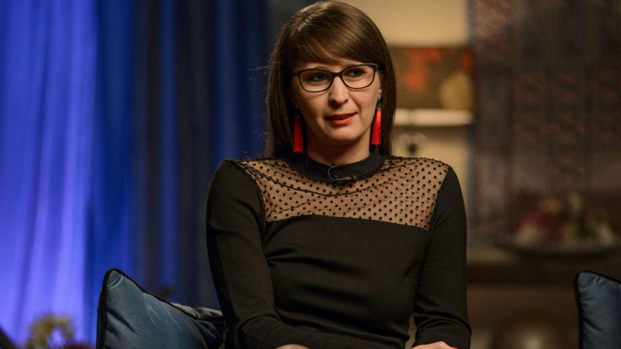 Jak narzeczona zareagowała emocjonującą wymianę zdań Łukasza i Pauliny? (fot. TVP)