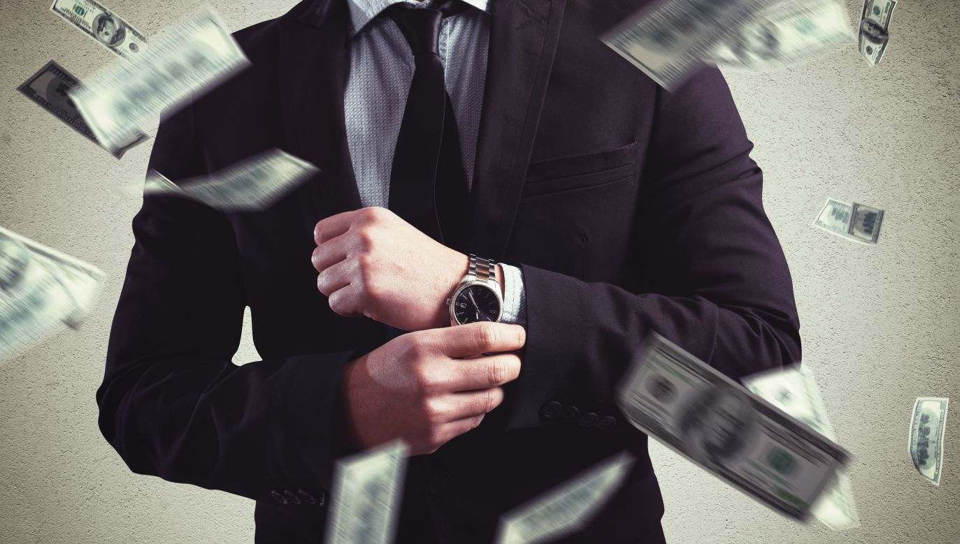 Almost 70 percent among the Poland's wealthiest individuals are entrepreneurs. Photo: Shutterstock/alphaspirit