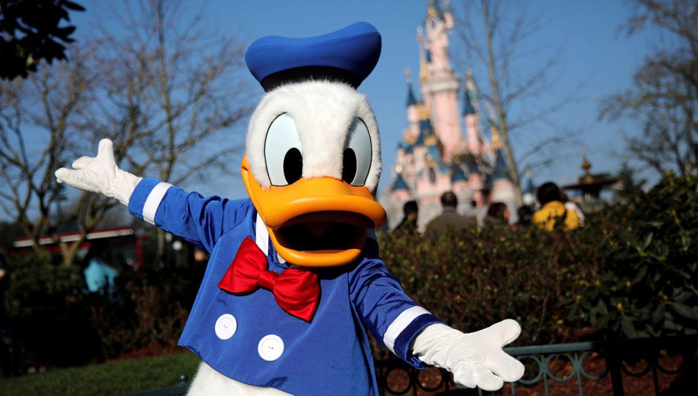 Donald rozpoczął karierę jako postać drugo- albo nawet trzecioplanowa (fot. REUTERS/Benoit Tessier)