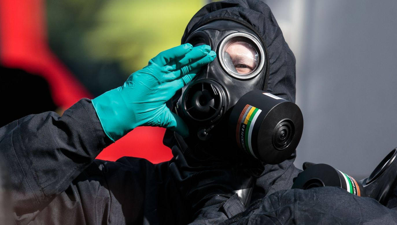 Brytyjscy śledczy ustalili, że w ataku na Skripala i jego córkę wykorzystano broń chemiczną produkowaną w Rosji (fot. Jack Taylor/Getty Images)