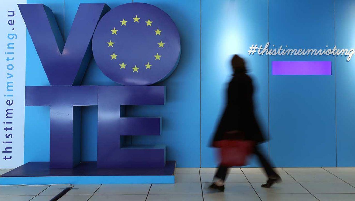 Frekwencja w wyborach do Europarlamentu spadała z każdą kadencją od 1979 roku (fot.  REUTERS/Yves Herman)