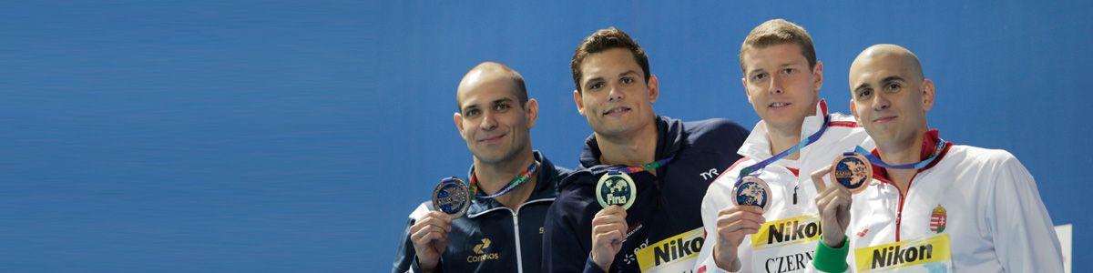 Mamy pierwszy medal!