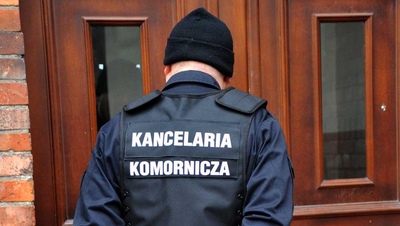Były komornik jest podejrzany o niedopełnienie obowiązków w celu osiągnięcia korzyści majątkowej i przywłaszczenia powierzonych mu środków finansowych (fot. arch. PAP/Marcin Bielecki)