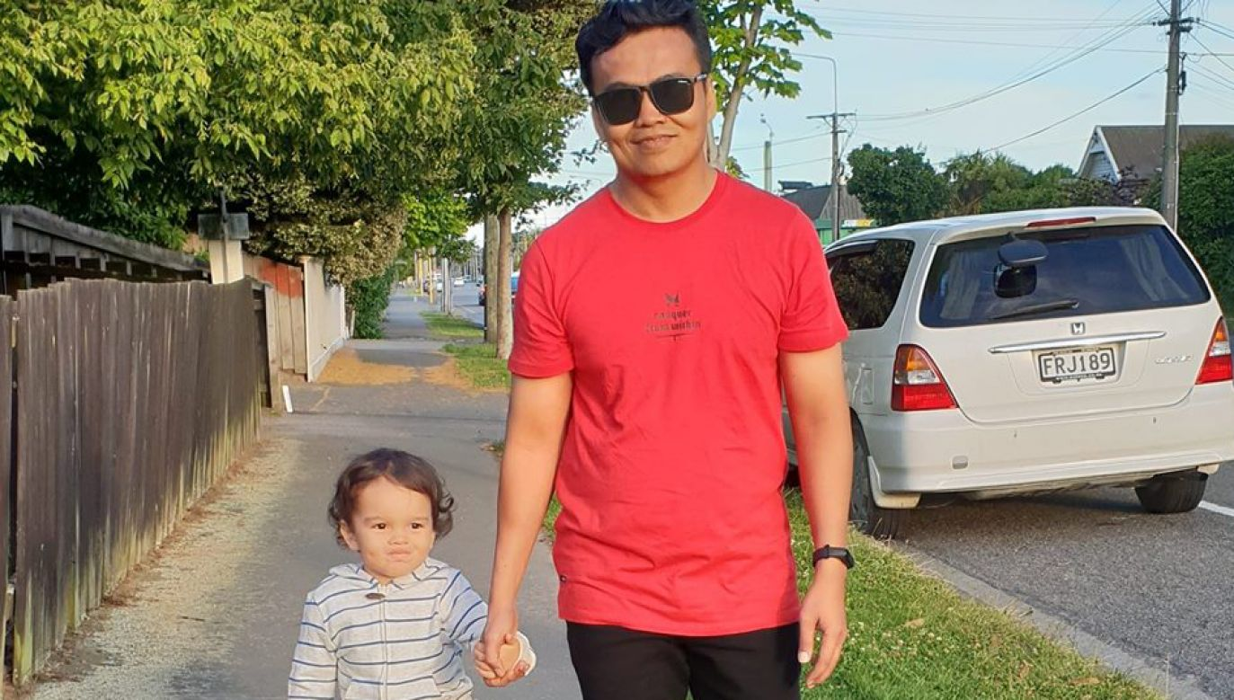 Rodzina dwa miesiące wcześniej przeprowadziła się do Nowej Zelandii (fot. FB/syah.zulfirman)