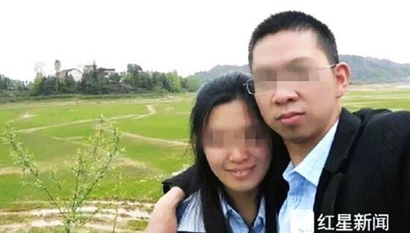 Chciał wyłudzić odszkodowanie od firmy ubezpieczeniowej (fot. Weibo)