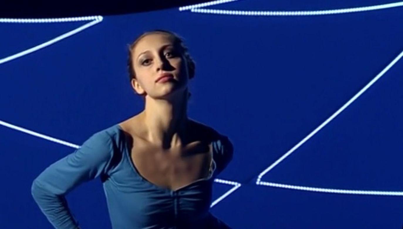 Tańczący diament - tak o niej mówią (fot. TVP Info)