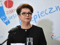 Ewa Gawor, szefowa biura bezpieczeństwa warszawskiego ratusza, usłyszy zarzuty