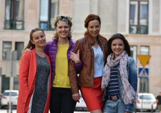 "2.9 million viewers of ""Girls from Ukraine"" Season II.  TVP beats the competitors!"