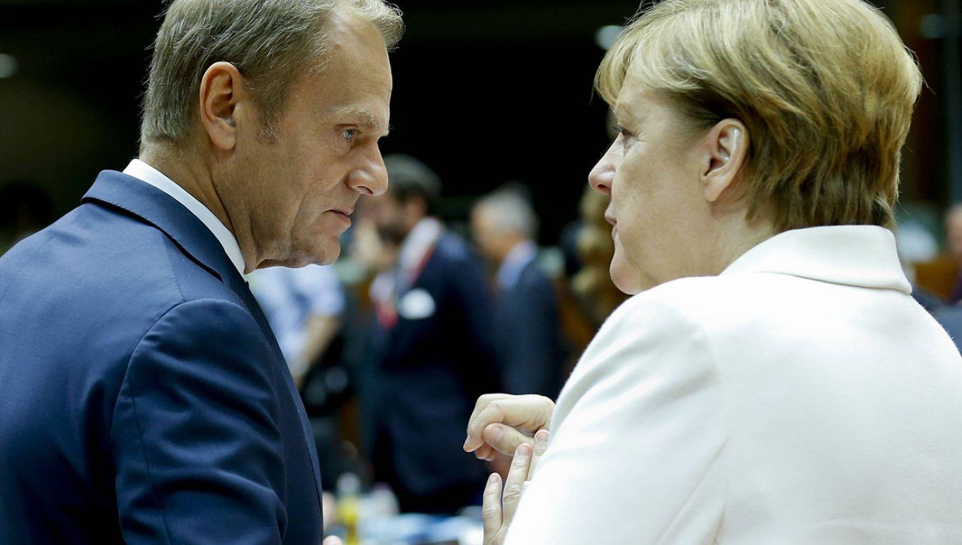 Spotkanie krajów dotkniętych kryzysem migracyjnym zostało zorganizowane bez wiedzy przewodniczącego RE (fot. arch.PAP/News Pictures)