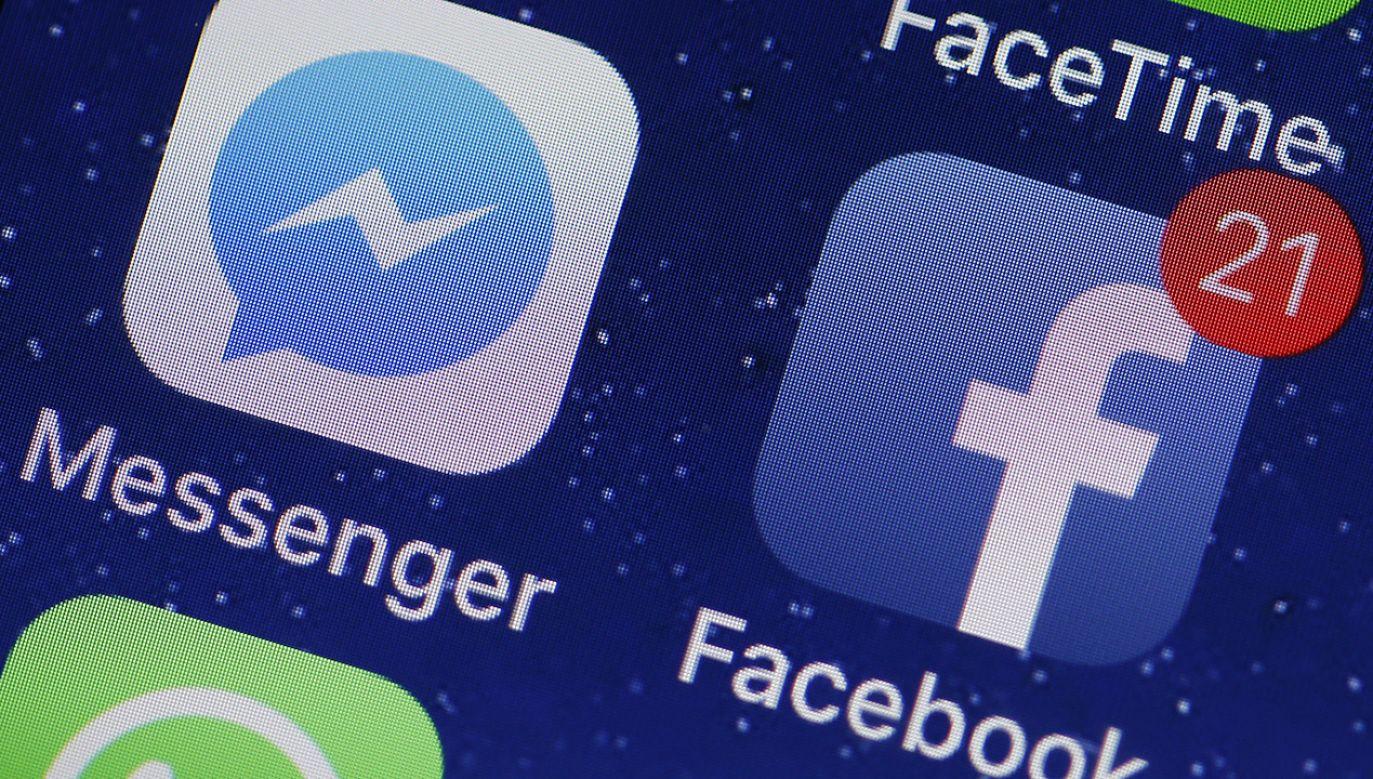 Według Facebooka konta te miały wyglądać jak niezależne opiniotwórcze profile (fot. Illustration by Chesnot/Getty Images)